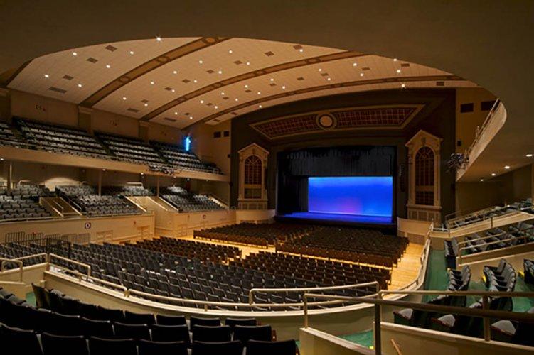 Township Auditorium 5