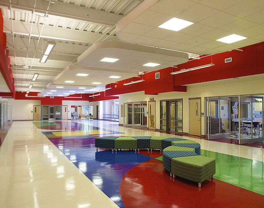 Lake Carolina Elementary 2