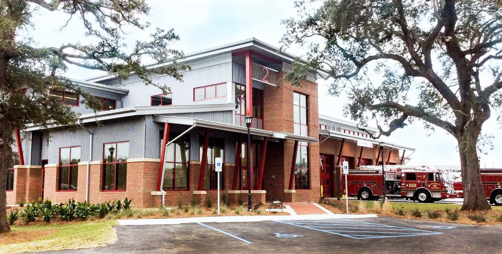 North Charleston Fire Station No. 2