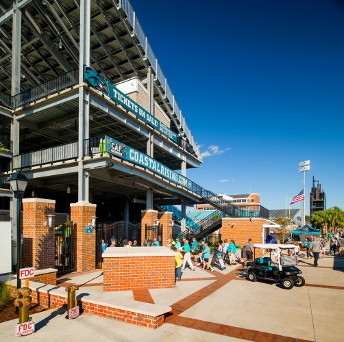 Coastal Carolina Brooks Stadium Expansion 9