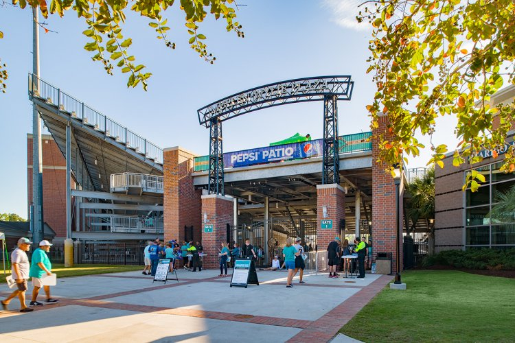 Coastal Carolina Brooks Stadium Expansion 3