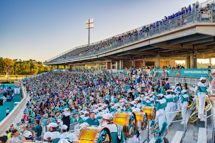 Coastal Carolina Brooks Stadium Expansion 10