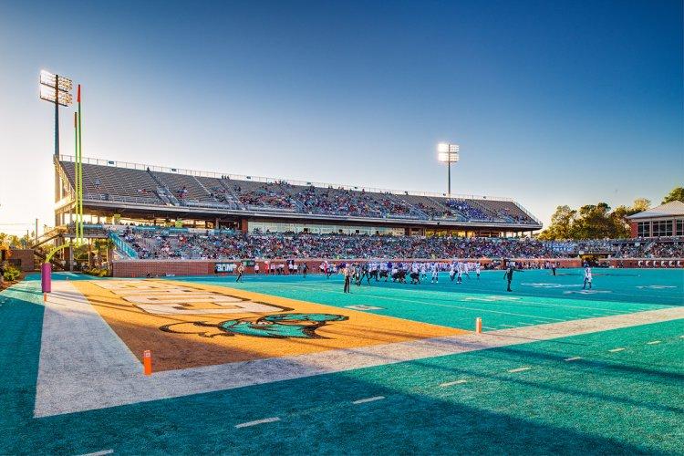Coastal Carolina Brooks Stadium Expansion 2