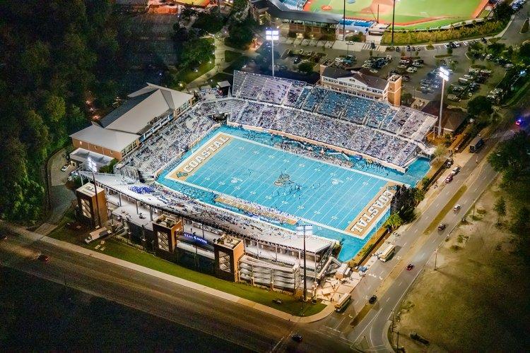 Coastal Carolina Brooks Stadium Expansion 1