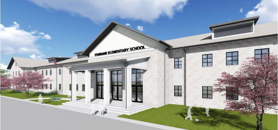Contract Construction and BCSD will facilitate Subcontractor-Supplier Outreach Session for Foxbank Elementary School